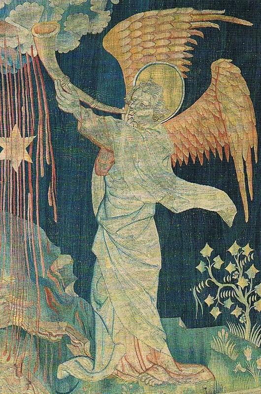 La Révélation sur l'île de Patmos